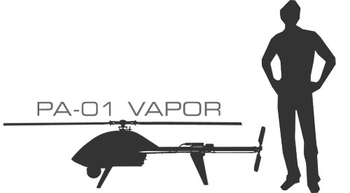 vapor-helicopter-uas-silhouette