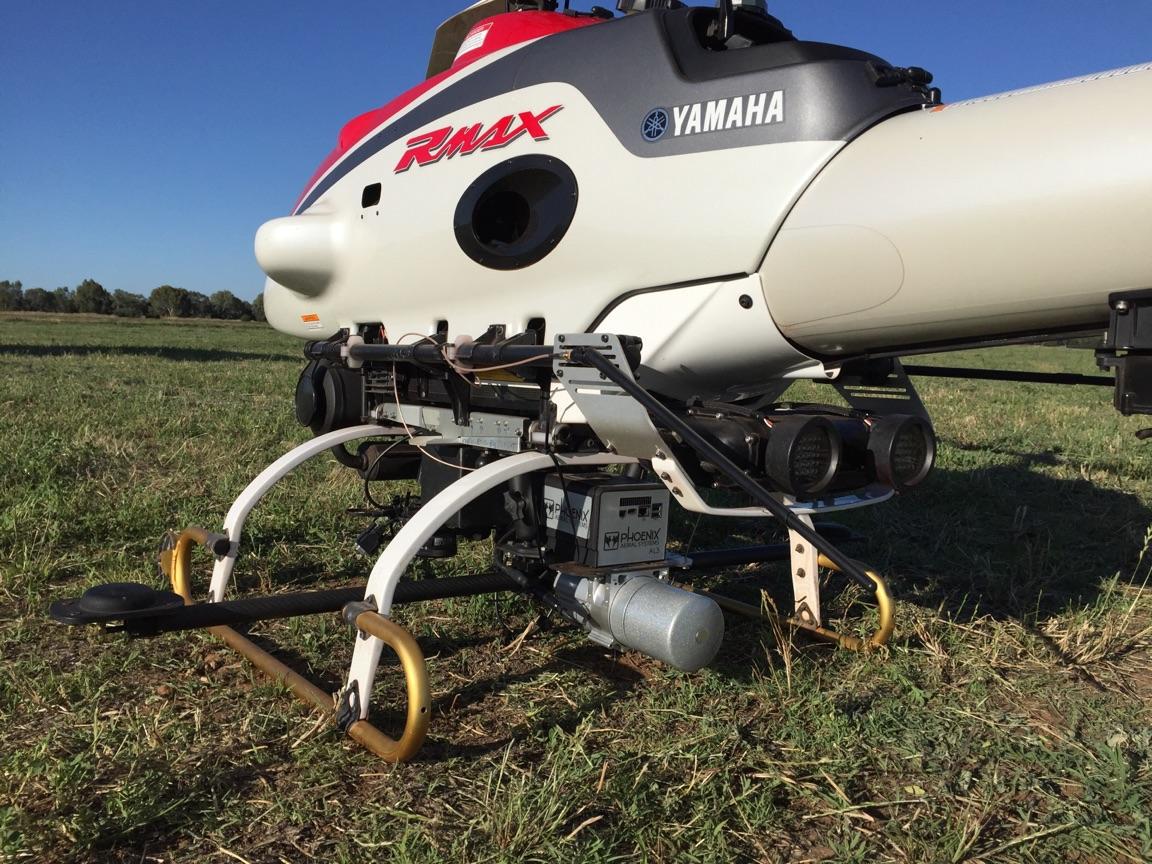 UAV Lidar Scanning | Wheat Fields | Skyline UAV