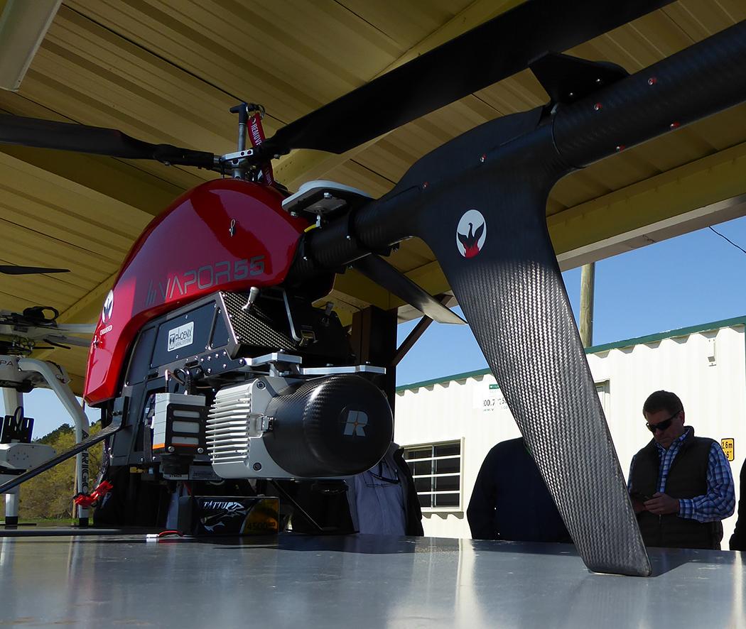 UAV Lidar Vegetation Risk Patrol - Skyline UAV